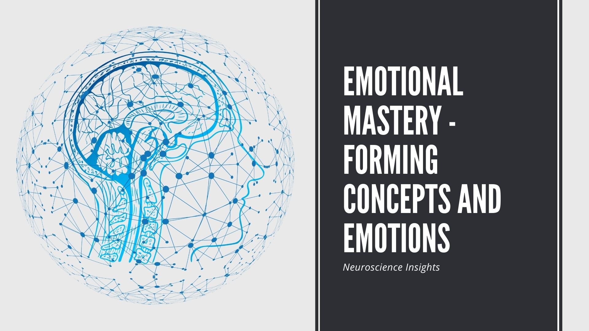 Emotional Mastery | Forming Concepts and Emotions