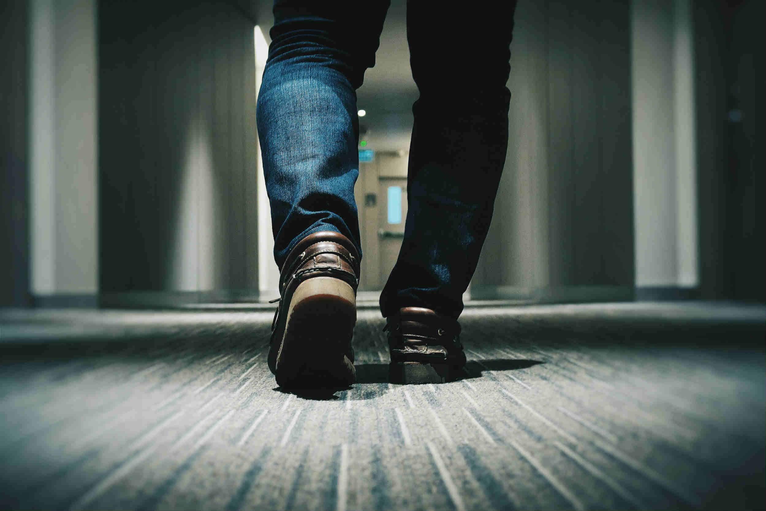 Walking Away from Everything